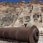 Bergbau auf Milos: In den alten Schwefelminen