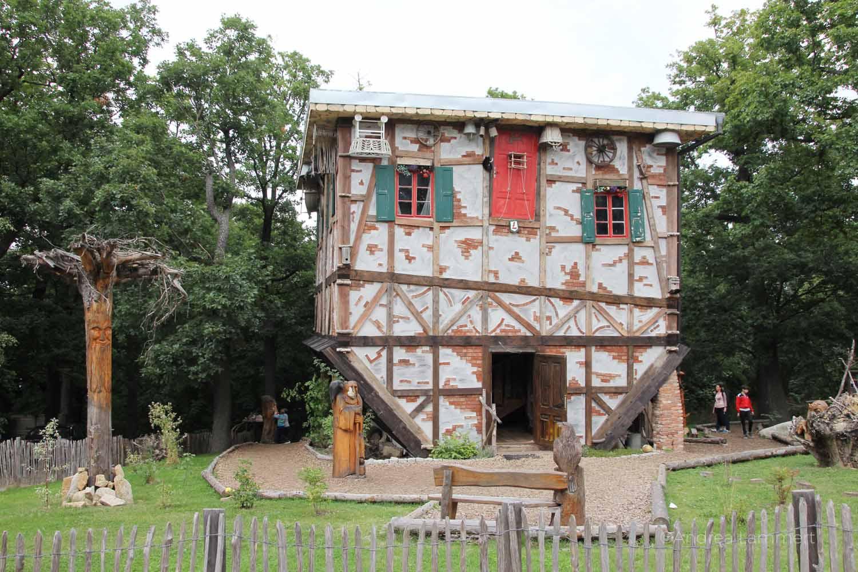 Unglaubliche Orte im Harz, Thale, Hexentanzplatz