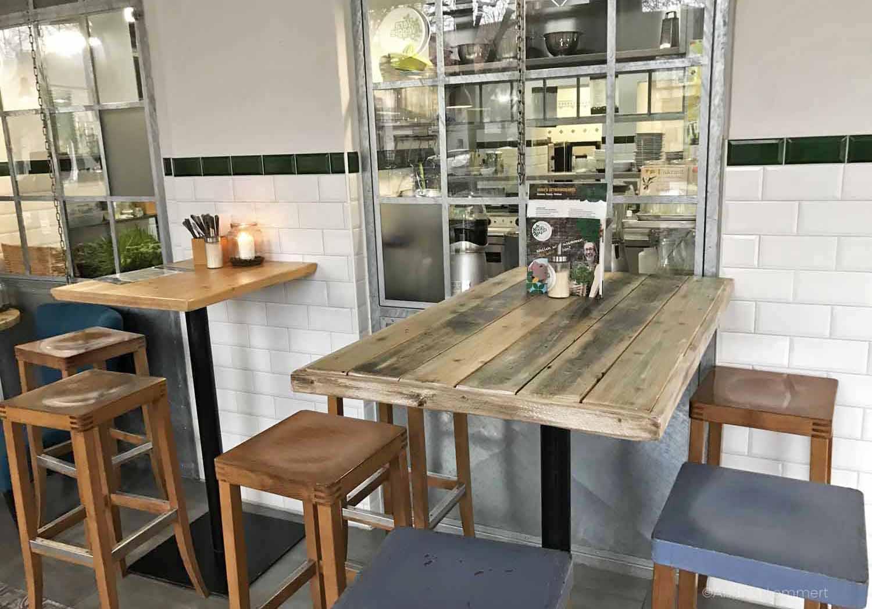 Detmold im Teutoburger Wald, Tipps für Detmold, hier Vera Veggie, Restaurant