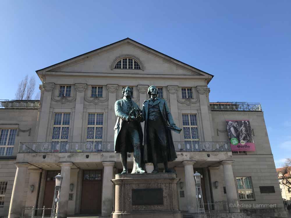 Weimar mit Kindern, Tipps, DNT