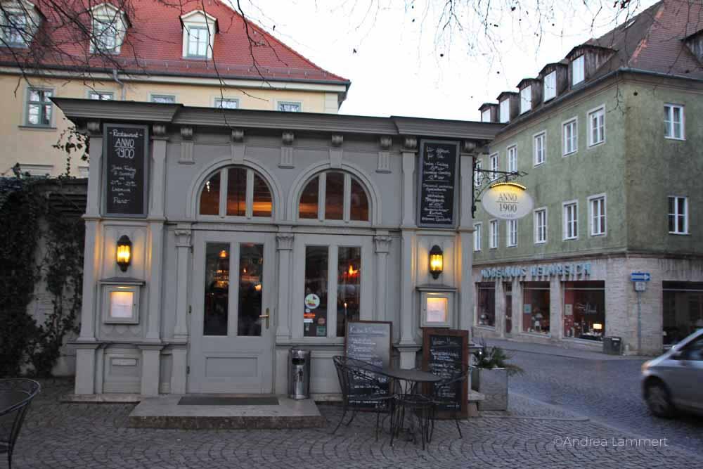 Weimar mit Kindern, Tipps, Anno 1900 Café