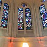 Von der Kirche zum Restaurant: Glück und Seligkeit