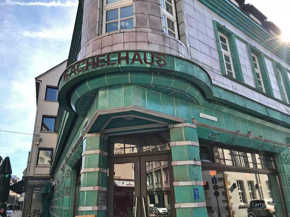 Essen gehen in Bielefeld, Tipp: Kachelhaus, ein altes Haus mit Atmosphäre
