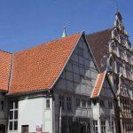 Das Hexenbürgermeisterhaus in Lemgo