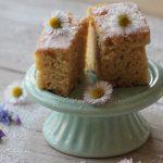 Schneller, veganer Zitronenkuchen