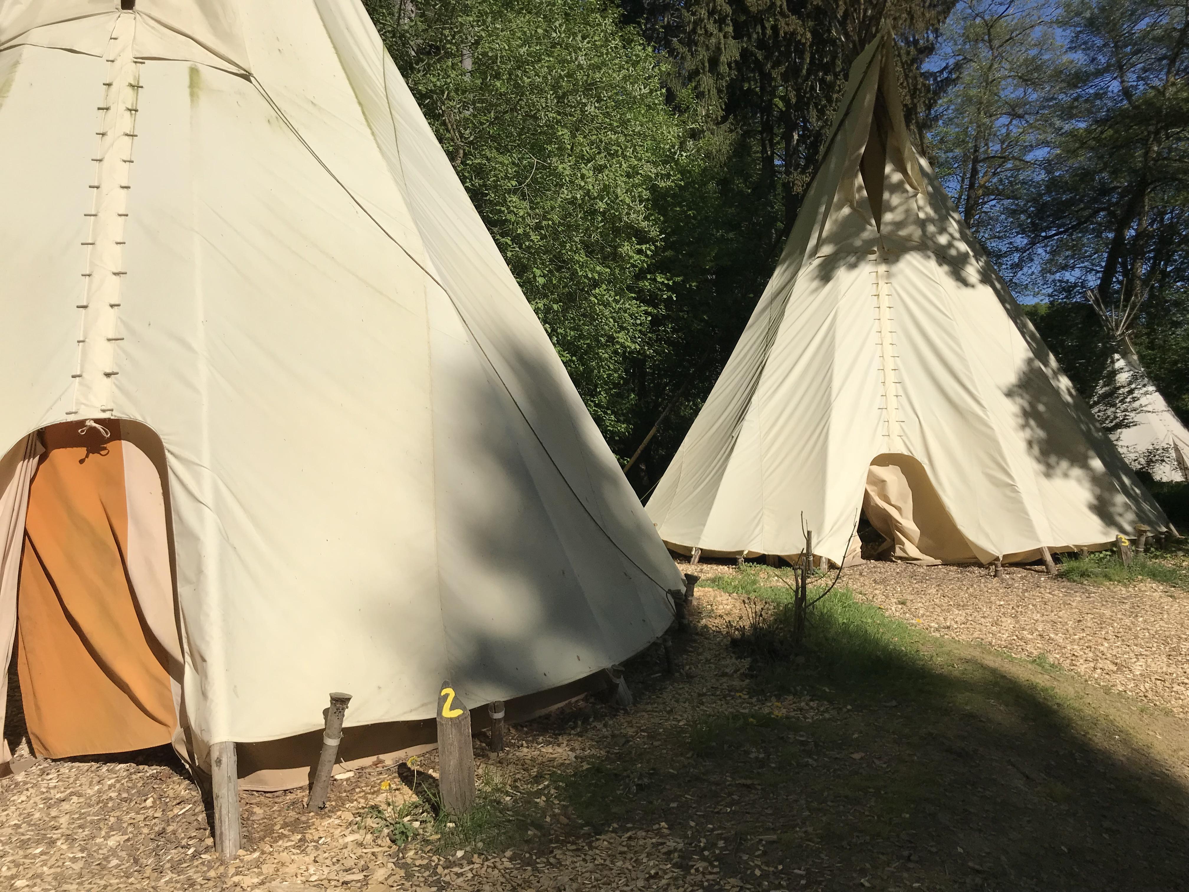 Survival-Training mit Sohn, Outdoorzentrum Lahntal