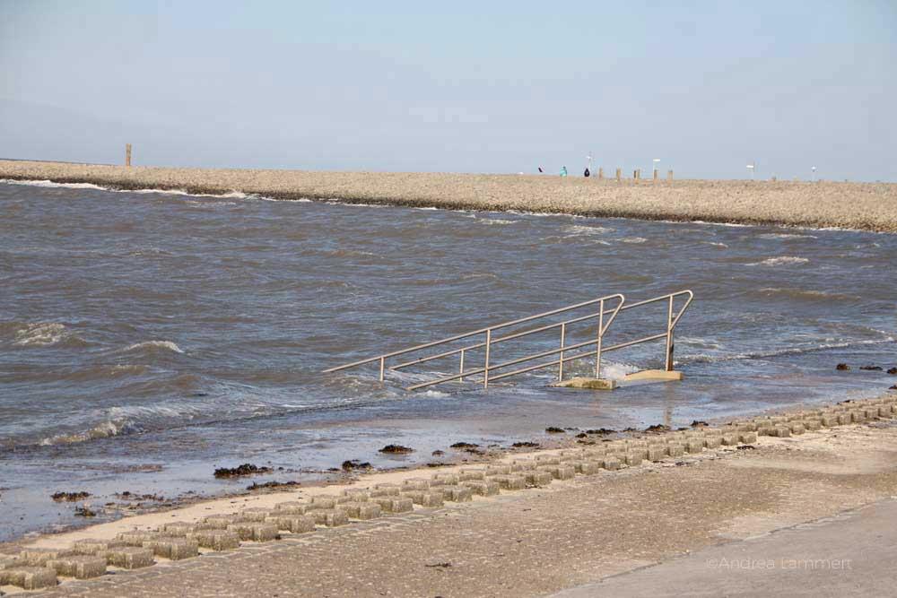 Nordsee, Wangerland, Harle, Harlingersiel, Carolinensiel,