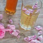 Rezept: Rosenblütensirup selbst gemacht