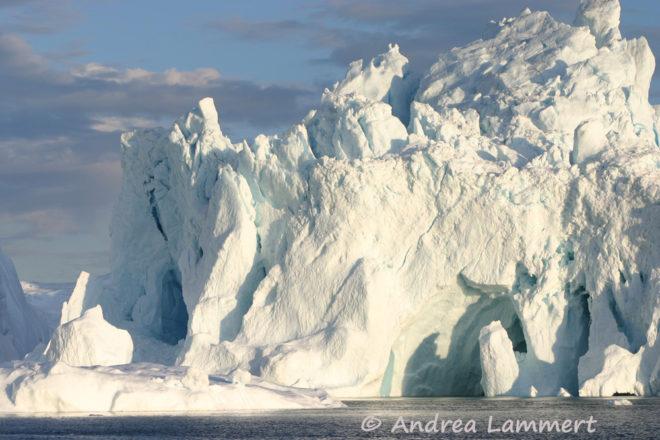 Mittsommer in Grönland, eine Reise nach Ilulissat