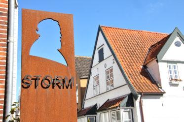 Husum Stadtführung auf Theodor Storms Spuren, Husum an der Nordsee lohnt den Besuch