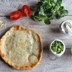 Ungarisch kochen: Lángos-Rezept mit Dinkelmehl