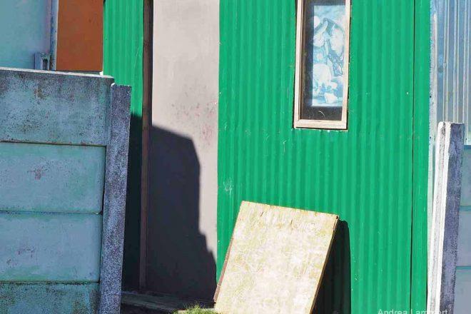 Langa, Township in Kapstadt, eine Tour mit Kindern durch das Armenviertel