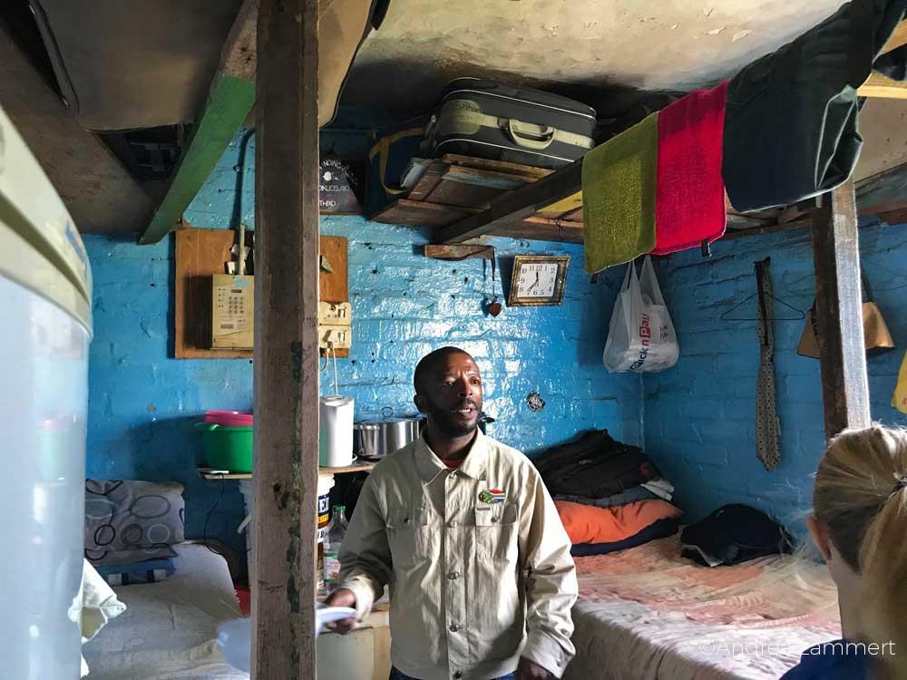 Townshiptour durch Kapstadt/ Langa mit Kindern
