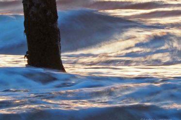 Das Watt ist nicht grau. Es ist bun! Strand, Regenbogen. Zwielicht am Abend, nur Sonne, Licht und Watt, Nordseeküste, Nordsee. Warum ich die Nordsee liebe - Gründe für den Urlaub an der Nordsee, Nordseeinseln, einsame Inseln in der Nordsee,