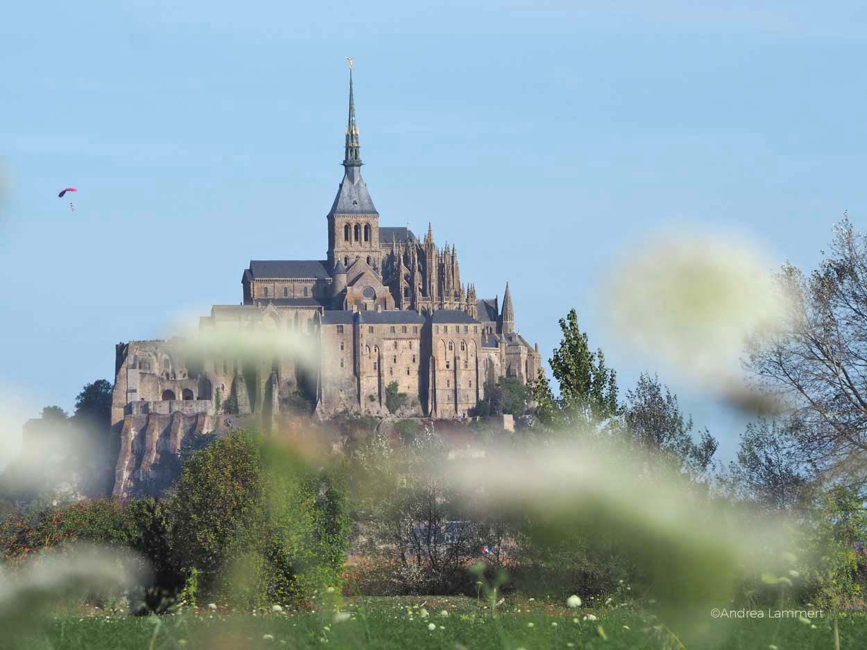 Mont-Saint-Michel, Overtourism, wann kann man ihn besuchen, was kostet das Parken