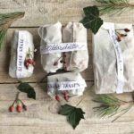 Kekse nachhaltig und schön verpacken