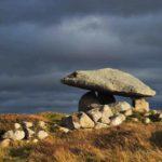 Donegal: Der Dolmen von Kilclooney