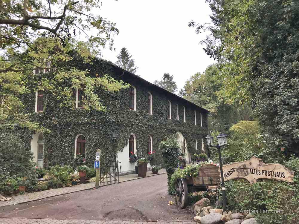 Ferienwohnung in Dangast: Die Pension Altes Posthaus vermietet auch Zimmer