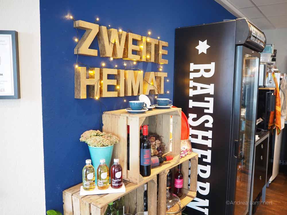 Café Zweite Heimat von innen in Dangast