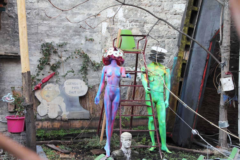Budapest mit Kindern, Szimpla