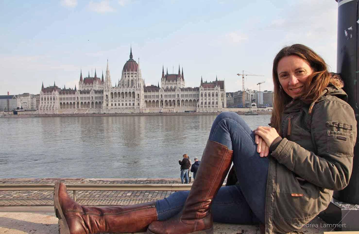Budapest mit Kindern, Andrea Lammert
