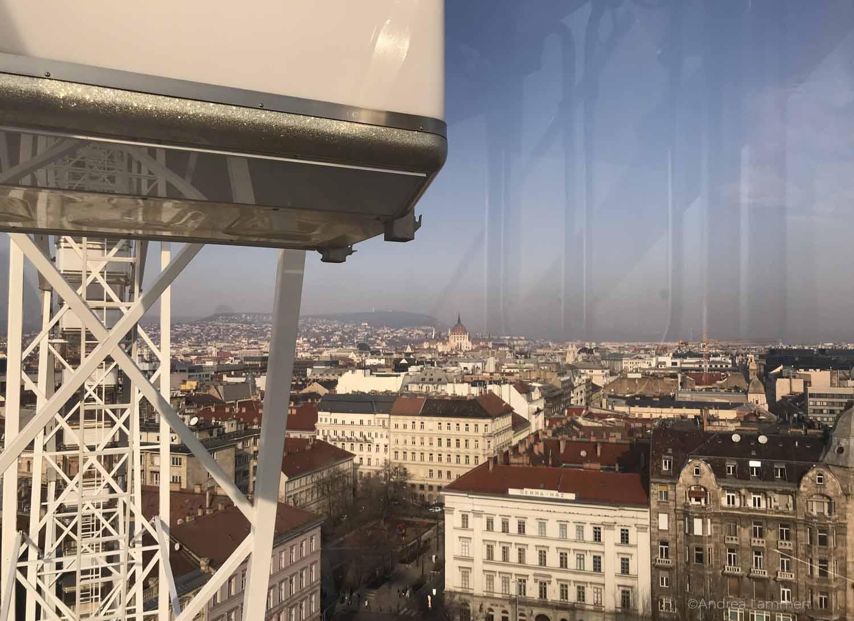 Budapest mit Kindern, Budapest Eye