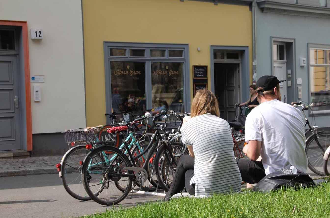Erfurt, Klara Grün