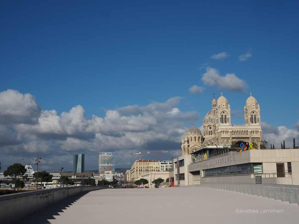 Kathedrale la Major in Marseille