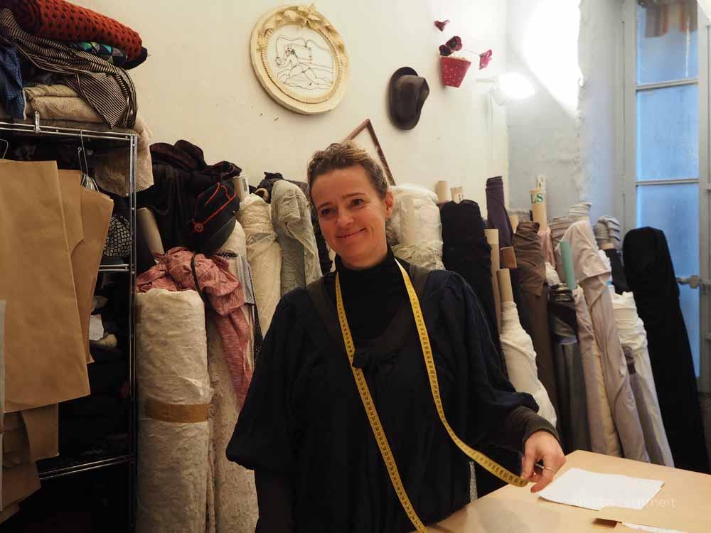 Modedesign Cours Julien, Marie Ve
