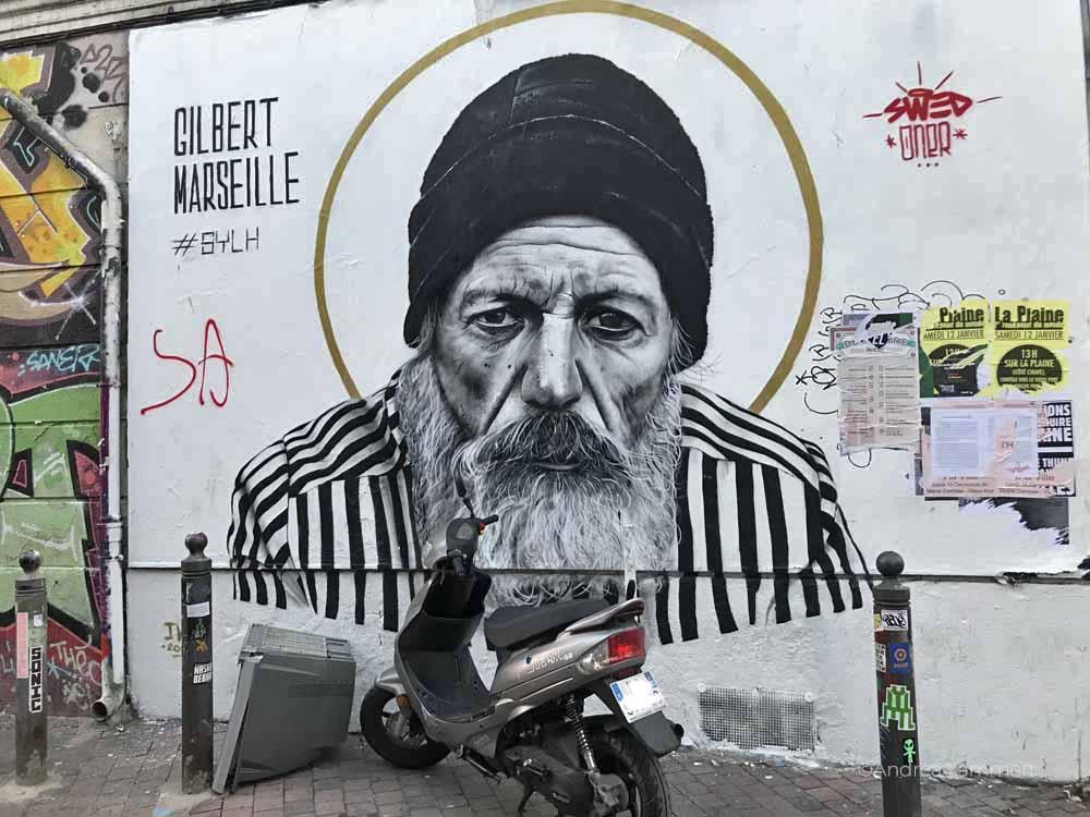Streetart Tipps für Marseille