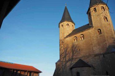 Harztipp: Kloster Drübeck ist ein ganz besonderer, spiritueller Ort, dort kann man auch übernachten.