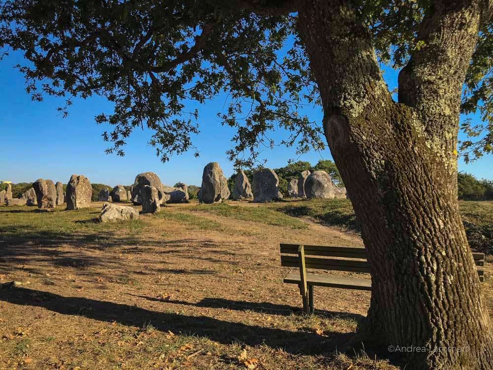 Carnac, Steine, Plage, Karte, Steinreihen von Carnac, Menhir, Eintrittspreise, Camping