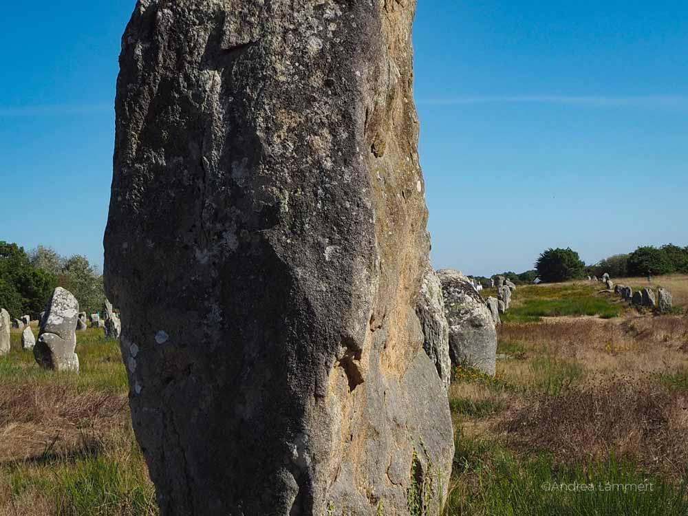 Carnac, Steine, Plage, Karte, Steinreihen von Carnac, Menhir, Eintrittspreise
