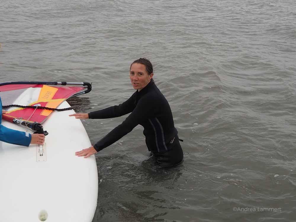 Surfen auf Norderney, Surfkurs Nordsee, Surfen lernen auf Norderney