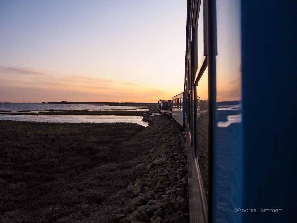 Ostfriesische Inseln Inselbahn
