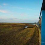 Wangerooge: Deutschlands schönste Bahnfahrt