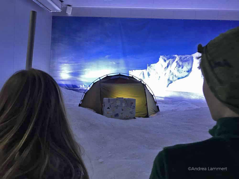 Klimahaus Bremerhaven, Ost, 8 Grad, Preise, Öffnungszeiten,