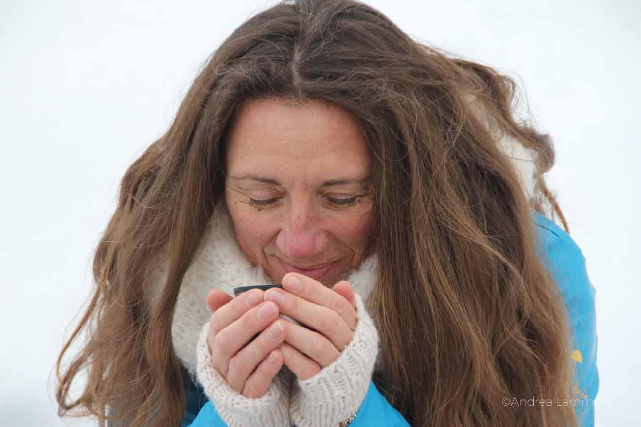 Rausgehen auch im Winter Outdoortipps