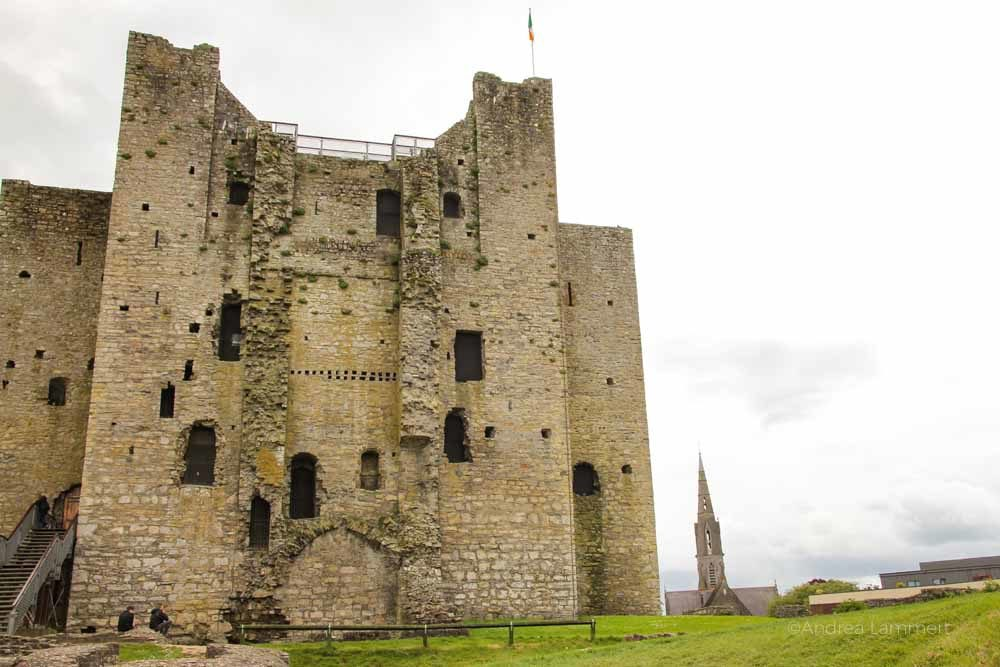 Trim Castle, Boyne Valley, Irland, Ancient East, Brave Heart
