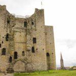Die verwunschene Ruine von Trim Castle