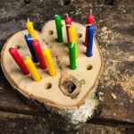 Anleitung: Geburtstagskranz selber machen