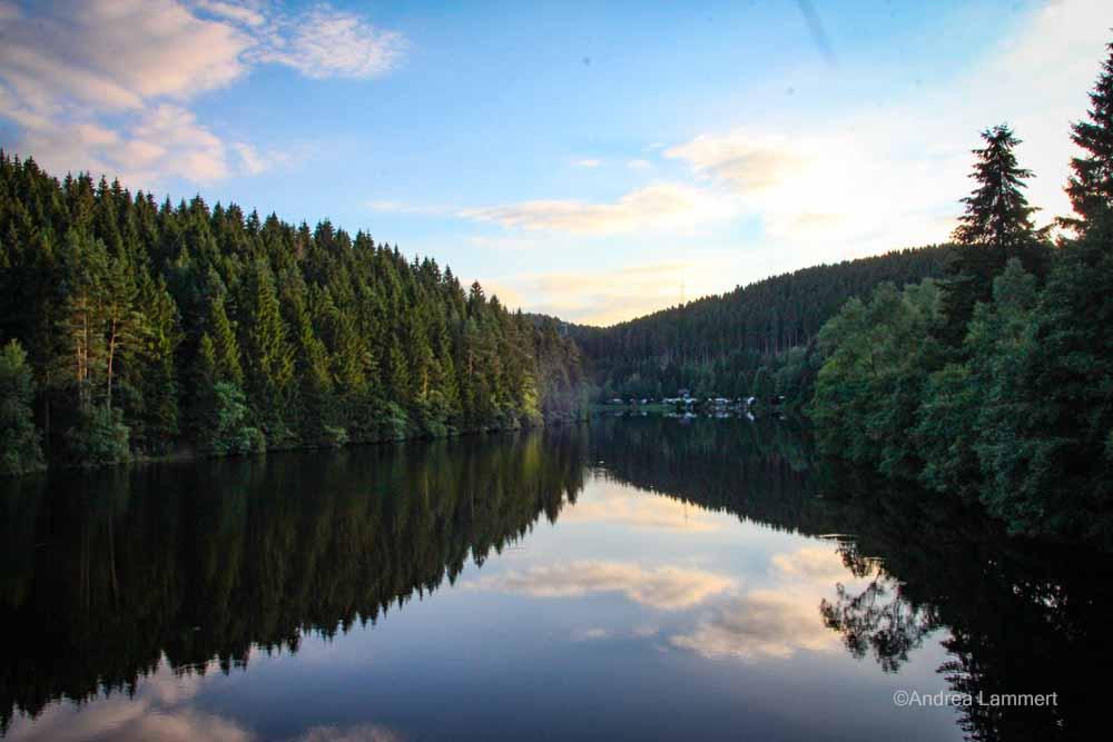 Badeseen im Harz, welcher ist der schönste?