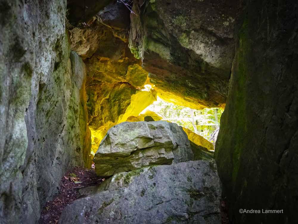 Höhle am Fahnenstein