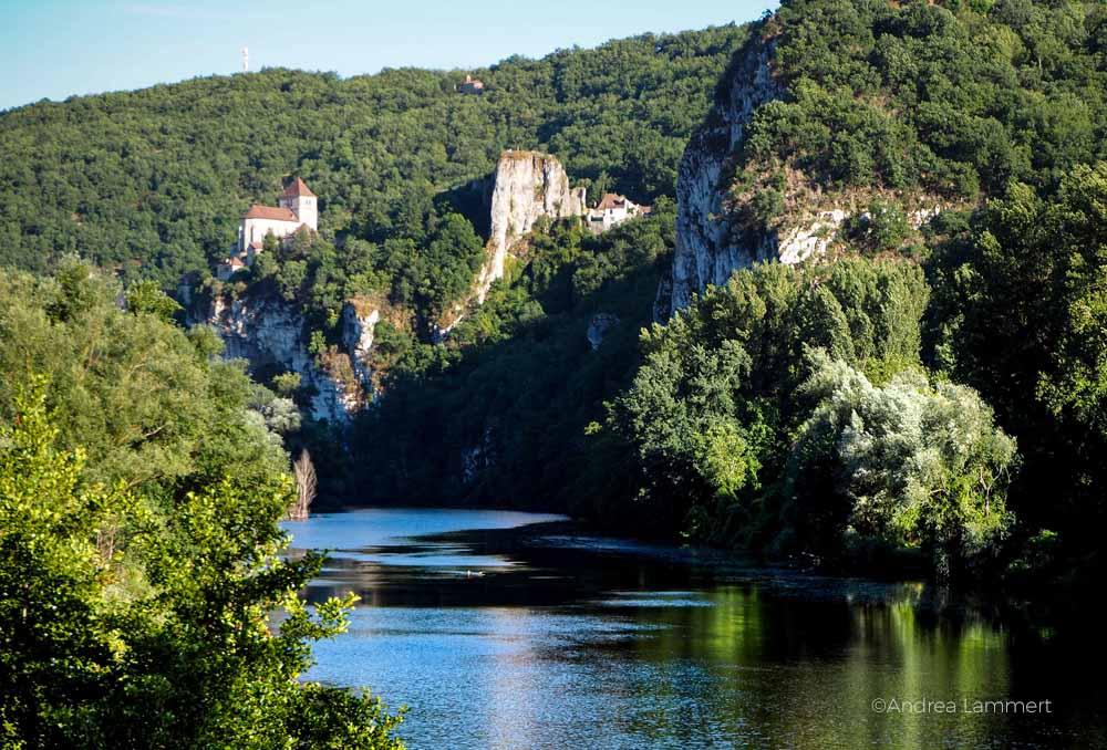Frankreich, Fluss Lot, Sehenswürdigkeiten, Reiseführer, Tipps, Saint Cirq