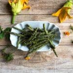 Grüne-Bohnen-Fritten