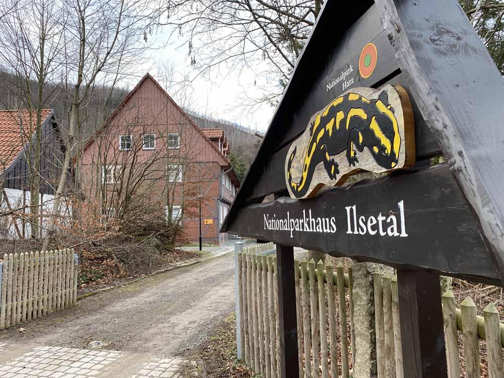 Harz, wandern im Ilsetal, Brocken, Ilsefälle