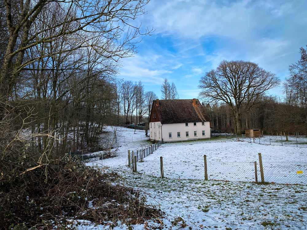 Kalletal, wandern, Hexenberg in Lüdenhausen