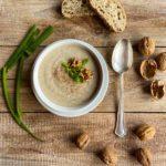 Maronensuppe mit Zimt [vegan]