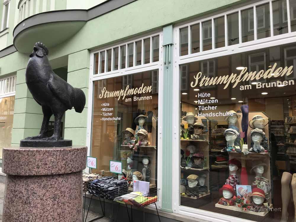 Typischer Einkaufsladen in Wernigerode - schön altmodisch.- Wernigerode, Harz, Wernigerode, Hotel, Sehenswürdigkeiten, Tipps