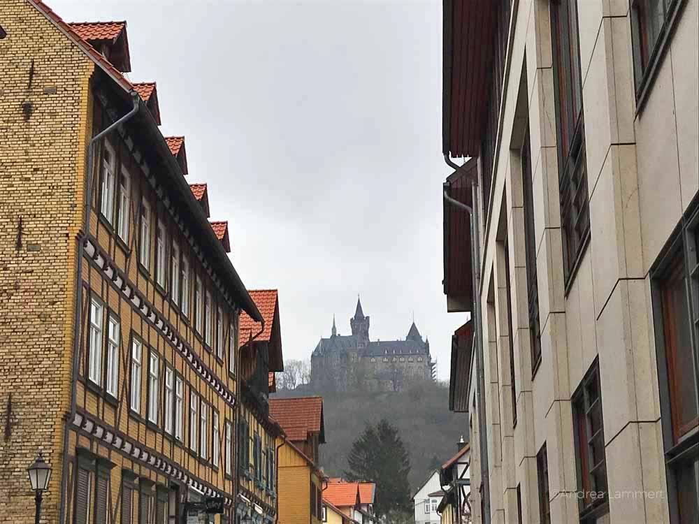 Überraschend nah - das Schloss in Wermigerode. -Wernigerode, Harz, Wernigerode, Hotel, Sehenswürdigkeiten, Tipps